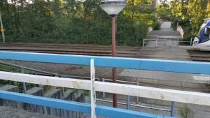 Route naar de Wiekslag speel locatie van Haeghe Ooievaar